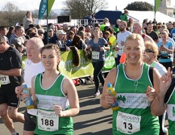 DATE ANNOUNCED FOR PLYMOUTH'S HALF MARATHON 2016!